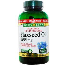 Flaxseed_Oil_Natures_Bounty_Loja_Projeto_Verao