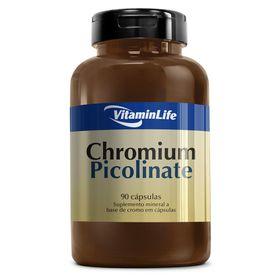 Chromium_Picolinate_90_Vitaminlife_loja_projeto_verao