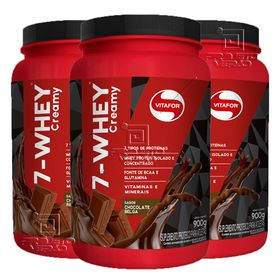 vitafor-kit-3x-7whey-900g-chocolate