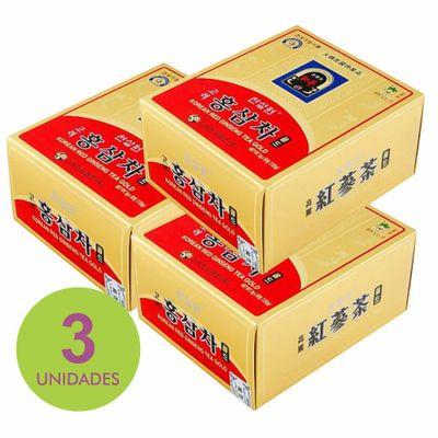 Kit_3x_Ginseng_tea_red_korean_Loja_Projeto_Verao