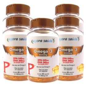 PhytoAble_kit_5x_Omega3_epa540mg_dha360mg_90_capsulas_loja_projeto_verao