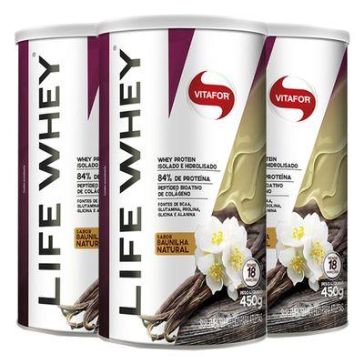 vitafor-kit-3x-life-whey-450g-baunilha-loja-projeto-verao
