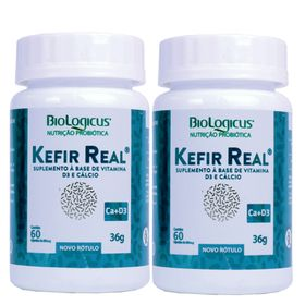 mkt-biologicus-kit-2x-kefir-real-calcio-vitamina-d3-60-capsulas-36g