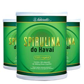 naturalis-kit-3x-spirulina-havai-180-capsulas-400mg-loja-projeto-verao