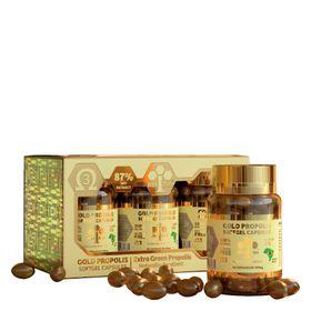 wax-green-kit-6x-propolis-dourado-500mg-90-capsulas-gold-softgels-loja-projeto-verao