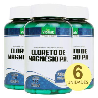 vitalab-kit-6x-cloreto-magnesio-pa-500mg-120-capsulas-loja-projeto-verao