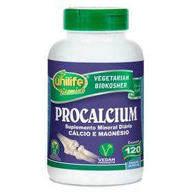 unilife-procalcium-calcio-magnesio-biokosher-950mg-120-capsulas-vegetarianas-vegan-loja-projeto-verao