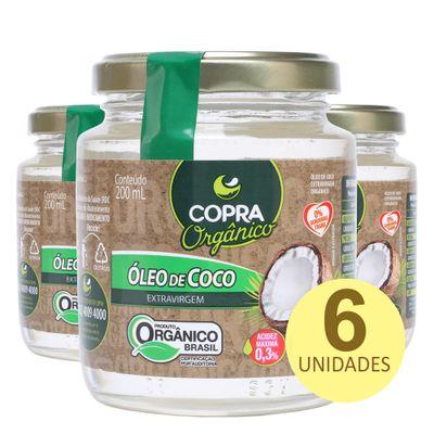 copra-kit-6x-oleo-coco-extravirgem-organico-200ml-loja-projeto-verao