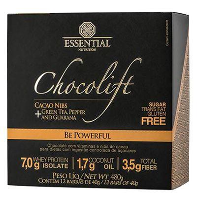 essential-nutrition-chocolift-be-powerful-box-12-barras-de-40g-480g-loja-projeto-verao