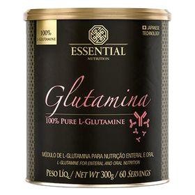 essential-nutrition-glutamina-300g-loja-projeto-verao
