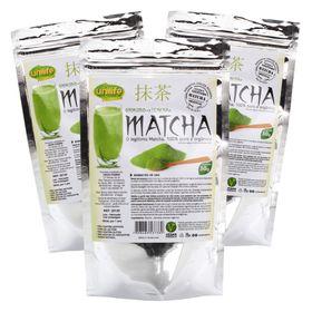 unilife-kit3x-matcha-puro-organico-30g-loja-projeto-verao