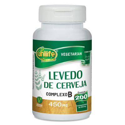 unilife-levedo-cerveja-complexoB-450mg-200-comprimidos-vegan-loja-projeto-verao