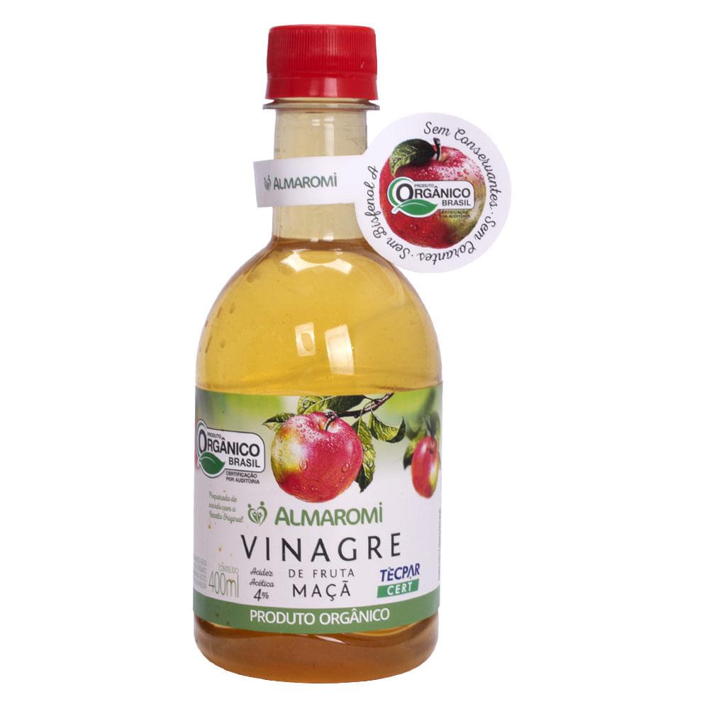 vinagre orgânico para que serve
