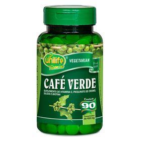 unilife-cafe-verde-vitaminaC-picolinato-cromo-silicio-biotina-400mg-90-capsulas-vegetarianas-vegan-loja-projeto-verao