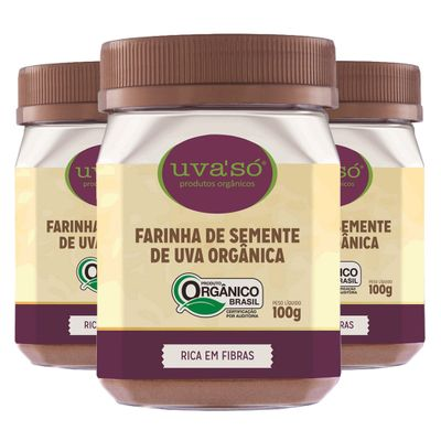 uvaso-kit-3x-farinha-semente-uva-organica-100g-loja-projeto-verao