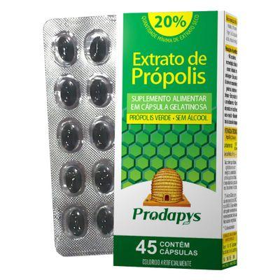 prodapys-extrato-propolis-verde-sem-alcool-20-extrato-seco-50mg-45-capsulas-loja-projeto-verao