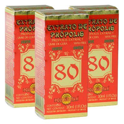 polenectar-kit-3x-extrato-propolis-verde-36-extrato-seco-wax-free-80-30ml-loja-projeto-verao
