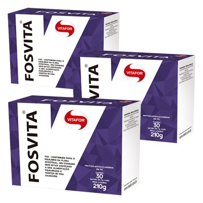 vitafor-kit-3x-fosvita-frutooligosacarideo-30-saches-7g-cada-210g-loja-projeto-verao