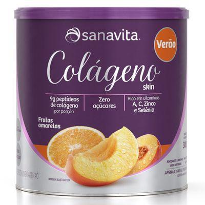 sanavita-colageno-frutas-amarelas-verao-300g-loja-projeto-verao