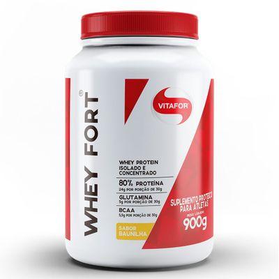 vitafor-whey-fort-protein-islado-concentrado-sabor-baunilha-900g-loja-projeto-verao