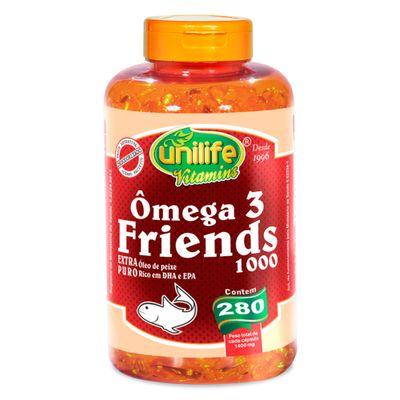 unilife-omega-3-friends-oleo-peixe-1000-280-capsulas-loja-projeto-verao