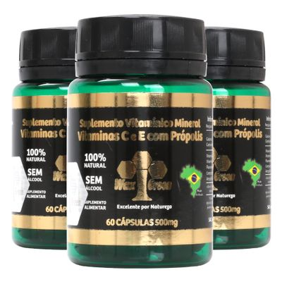 wax-green-kit-3x-vitamina-c-e-propolis-85-extrato-seco-60-capsulas-500mg-n50-n51-loja-projeto-verao