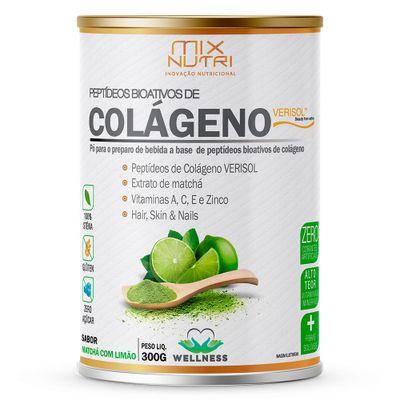 mix-nutri-colageno-verisol-sabor-matcha-com-limao-300g-loja-projeto-verao