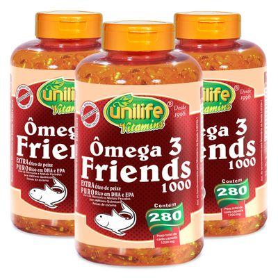 unilife-kit-3x-omega-3-friends-oleo-peixe-1000-280-capsulas-loja-projeto-verao