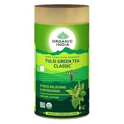 organic-india-tulsi-cha-verde-classico-organico-100g-loja-projeto-verao