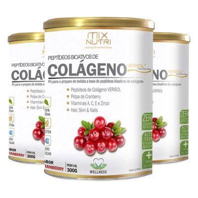 mix-nutri-kit-3x-colageno-verisol-sabor-cranberry-300g-loja-projeto-verao