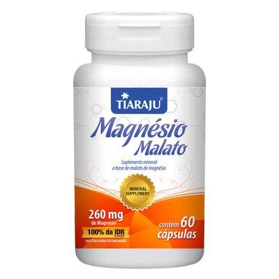 tiaraju-magnesio-malato-260mg-60-capsulas-loja-projeto-verao