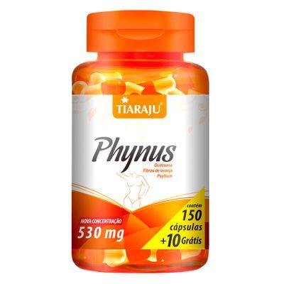 tiaraju-phynus-quitosana-fibras-de-laranja-psyllium-530mg-150-capsulas-10-gratis-loja-projeto-verao
