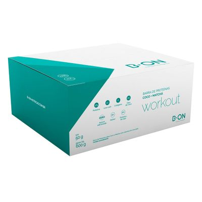 b-on-kit-12x-workout-barra-de-proteinas-coco-matcha-50g-loja-projeto-verao