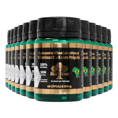 projeto_Verao_caixa_12x_n61_vitaminas_c_e_com_propolis_verde_85_extrato_seco_500mg_60_capsulas_wax_Green