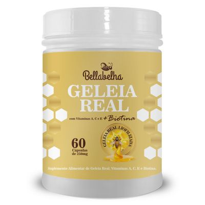 bellabelha-geleia-real-liofilizada-vitc-vita-vite-biotina-b7-250mg-60-capsulas-loja-projeto-verao
