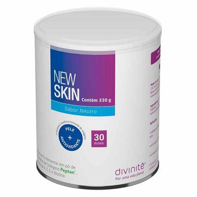 divinite-colageno-new-skin-sabor-neutro-330g-loja-projeto-verao