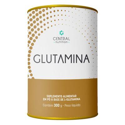 central-nutrition-glutamina-300g-loja-projeto-verao