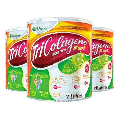 katigua-kit-3x-tri-colageno-bioativo-3-em-1-tipo2-sabor-limao-275g-loja-projeto-verao
