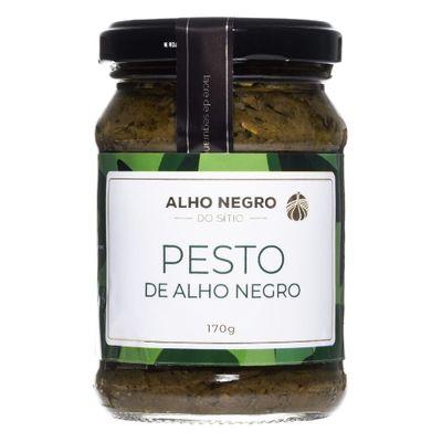 PESTO-DE-ALHO-NEGRO-170G-ALHO-NEGRO-DO-SITIO-loja-projeto-verao