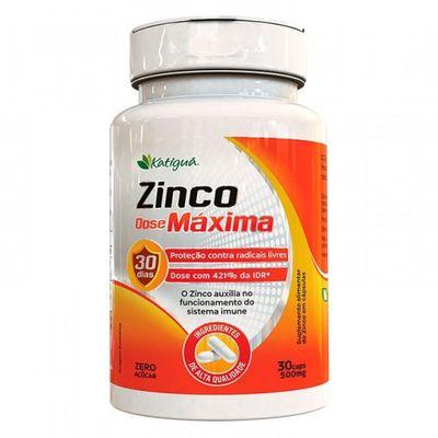katigua-zinco-dose-maxima-500mg-30-capsulas-loja-projeto-verao