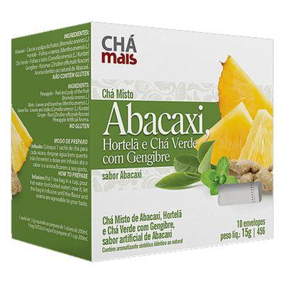 cha-mais-abacaxi-hortela-cha-verde-gengibre-cha-misto-10-envelopes-loja-projeto-verao
