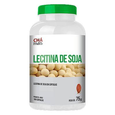 cha-mais-lecitina-de-soja-100-capsulas-loja-projeto-verao