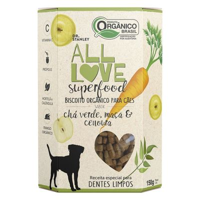 dr-stanley-all-love-superfood-biscoito-organico-para-caes-cha-verde-maca-cenoura-dentes-limpos-150g-loja-projeto-verao