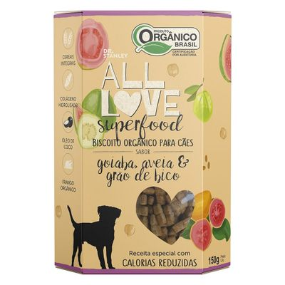 dr-stanley-all-love-superfood-biscoito-organico-para-caes-goiaba-aveia-grao-de-bico-calorias-reduzidas-150g-loja-projeto-verao