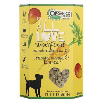 dr-stanley-all-love-superfood-biscoito-organico-para-caes-cenoura-manga-tapioca-pele-e-pelos-150g-loja-projeto-verao