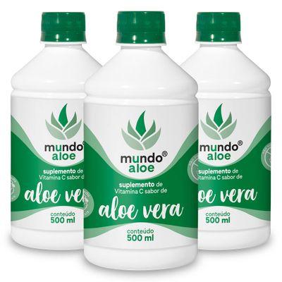 mundo-aloe-kit-3x-suplemento-de-vitamina-c-sabor-aloe-vera-500ml-loja-projeto-verao