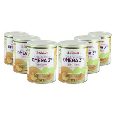 naturalis-kit-6x-oleo-peixe-omega-3-100-capsulas-loja-projeto-verao
