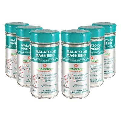 meissen-kit-6x-malato-de-magnesio-500mg-120-capsulas-loja-projeto-verao