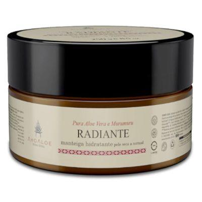 aho-aloe-manteiga-hidratante-radiante-aloe-vera-murumuru-250ml-loja-projeto-verao