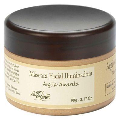 arte-dos-aromas-mascara-facial-iluminadora-argila-amarela-90g-loja-projeto-verao